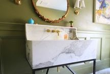 BATHROOMS / by Katie Waddell