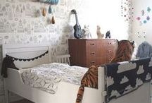 KIDS ROOMS / by Katie Waddell