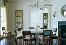 DINING SPACES / by Katie Waddell