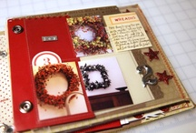 December Daily / December Daily scrapbooking inspiration.