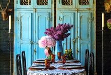Dining Rooms / by kelly @ beached bohemian http://instagram.com/beachedbohemian/