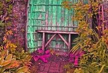 garden love / by Maria Kinney