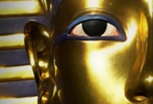 Walk Like An Egyptian / I have always loved Egyptian antiquities, and am now re-inspired by the exhibit- Tutankhamun: The Golden King and the Great Pharaohs
