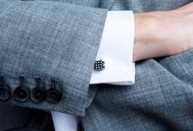 Cufflinks / Cufflinks individual and stylish to suit your every mood and every look