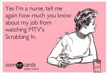 Nursing Humor / by NurseGroups