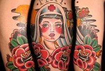 Nurse Tattoos / by NurseGroups