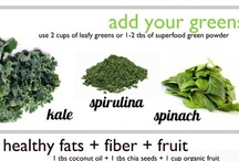 smoothies & juicing / by Maria Kinney