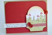 Christmas cards / by Jet Quiltster
