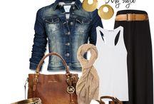 Fashion / by Lacey Bozeman