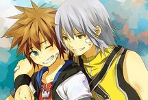 Kingdom Hearts <3 / I've lost my heart to Kingdom Hearts.... This is one of my favorite obsessions <3 / by Namiku Heartfilia