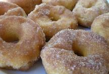 Recipes: Snacks & Desserts / Fantastic recipes for tasty snacks and desserts.