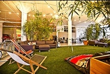 Office inspiration / Inspiration and ideas for the new Cape Town Cultovation offices.