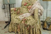 Upholstery & Slipcovers / by Mary Shawn Seaborn