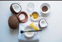 NATURAL BEAUTY TIPS /  Natural beauty tips and tricks / by Nourished Life