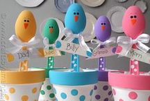 Holiday: Easter / Food, crafts, moments - anything that inspires fun and festivity for Easter.