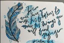 Project 365 / Project 365 Sketch of the Day using Micron Pens and Watercolor. I aim to spend no more than 15 minutes on each drawing and include a bible verse or quote with each sketch.  / by Lovely Fitzgerald Photography LLC