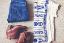 My Style / Clothes, accessories, and fashion that I would love to own!