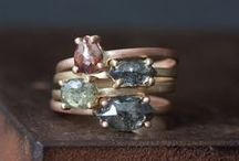 - rings & things -