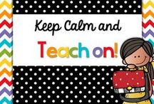 Keep Calm and {Teach On} / General Teaching Ideas, Products, Blog Posts and more for your classroom! Including engaging and fun learning resources!