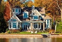 Dream homes / by Cheryl Croker