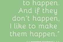 wise words & funnies! / by Cheryl Croker