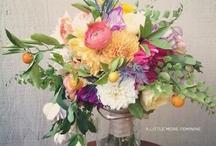 Floral Inspiration / Floral Designs That I Find Inspiring