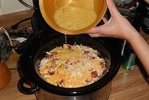 Good old Crockpot recipes / by Brittany Gilchrist