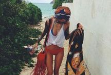 Summer / Outfits, Photographs, or Items Necessary for Summertime.