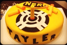 Nerf Wars Party / by Tina Taylor-Kibodeaux