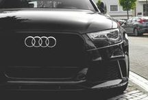 Audi / by Graham Glynn