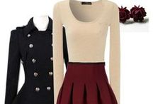 I like clothes / by Stephanie Henderson