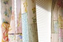 Window coverings / by Plank and Trestle