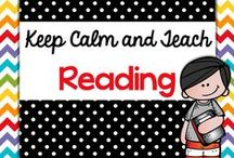 Teach {Reading} / Ideas and resources for teaching reading, Fun and engaging reading ideas. Kindergarten, First, Second and Third