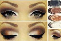 Make up / make up / by Kelley Matheney-Barnard