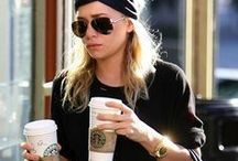 STYLE CRUSH / MARY-KATE AND ASHLEY OLSEN / by RED REIDING HOOD