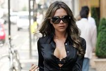 STYLE CRUSH / VICTORIA BECKHAM / by RED REIDING HOOD