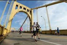 6.6K Run and Family Walk presented by UPMC Sports Medicine / All proceeds from the race benefit the Pittsburgh Penguins Foundation and the Mario Lemieux Foundation.