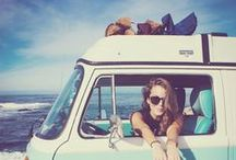 Wanderlust / by Adrianna Lotocky