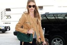 STYLE CRUSH / ROSIE HUNTINGTON WHITELEY / by RED REIDING HOOD
