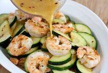 Vegetarian / Vegetarian and Pescetarian recipes to try.
