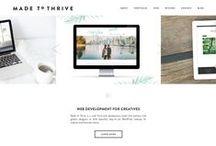 Our Portfolio / View our full portfolio at http://madetothrive.com/portfolio