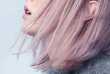 Lovely unicorn hair / Hairstyles that I love and some are mine