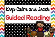 Teach {Guided Reading} / Resources and teaching ideas for teaching elementary guided reading.