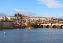 Wallpaper / Photographs of Prague for wallpaper
