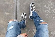 Vans!...I Love U! / THE ONLY thing I will wear on my feet....erm....usually! ;-)