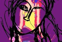 Colourful illustrations