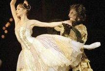 TTB / Ideas for Ballet costuming etc. / by Yenna Colvin