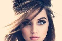 Be Creative! / Hair. Make Up. / by Justina Ackerman