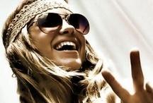 Hippy Chic - My Style <3  / by Megan Wabnitz