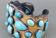 Cuffs / llyn strong fine art jewelry